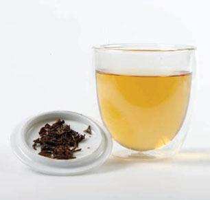 Under-brewed Tea