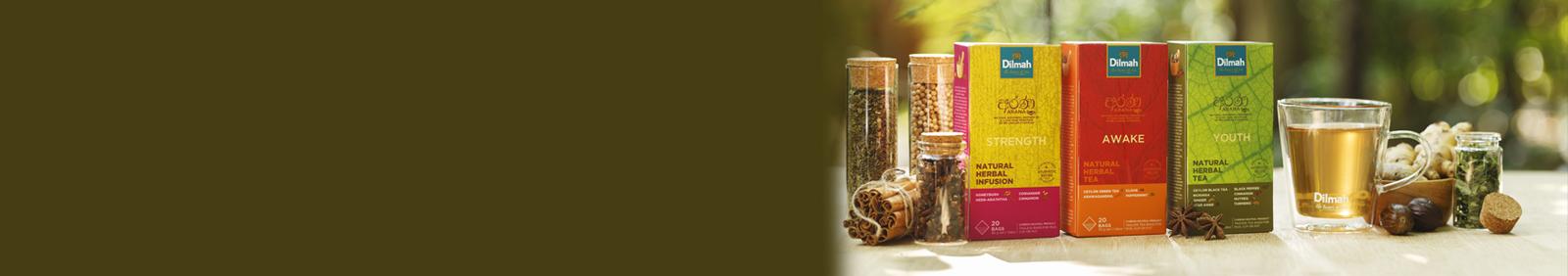 Arana Herbal Tea & Infusions