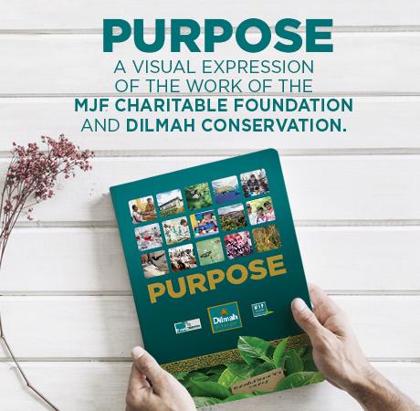 Dilmah Purpose book